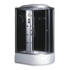 Гидробокс Fabio 120х80 сатин серое (TMS-886/40L)