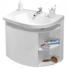 Шкафчик под умывальник Ravak Rosa Comfort левый белый (X000000328)