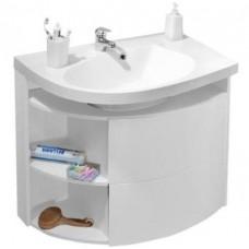 Шкафчик под умывальник Ravak Rosa Comfort правый белый (X000000329)