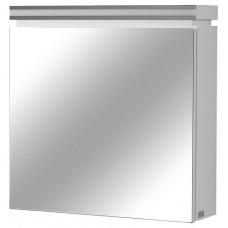 Зеркальный шкафчик Cersanit Olivia (белый)