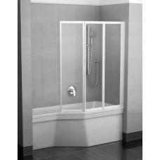 Штора для ванн Ravak VS3-100 белый прозрачное (795P0100Z1)