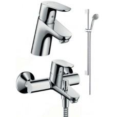 Набор смесителей для ванны Hansgrohe Focus E2 (31934)