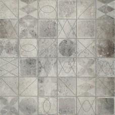 Плитка Cersanit Bristol 42x42 мозаика серый (02501)