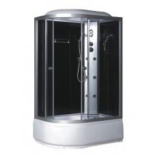 Гидробокс Fabio 120х80 сатин серое (TMS-886/40R)