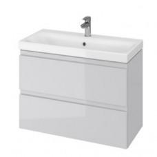 Сет Cersanit B07 Moduo Slim 80 серый