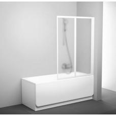 Штора для ванн Ravak VS2-105 белый grape (796M0100ZG)