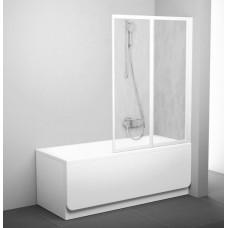 Штора для ванн Ravak VS2-105 белый rain (796M010041)