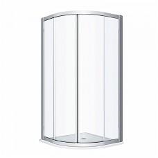 Душевая кабина Kolo Geo 80х80 прозрачное стекло с покрытием Reflex (560.110.00.3)